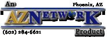AZNetwork.com, Phoenix, AZ, (602) 284-6621